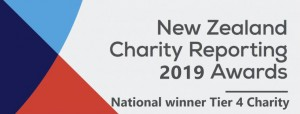 charity reporting winner